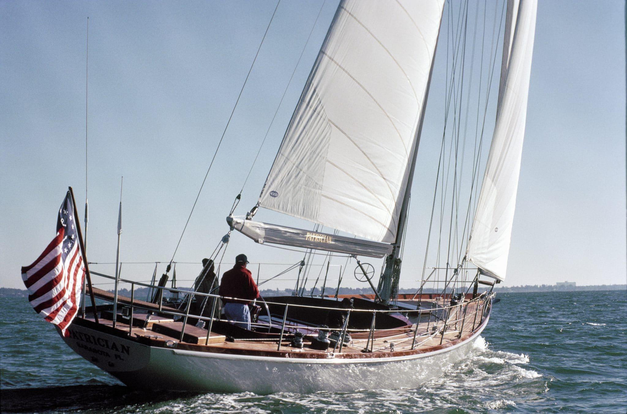 Patrician at sea