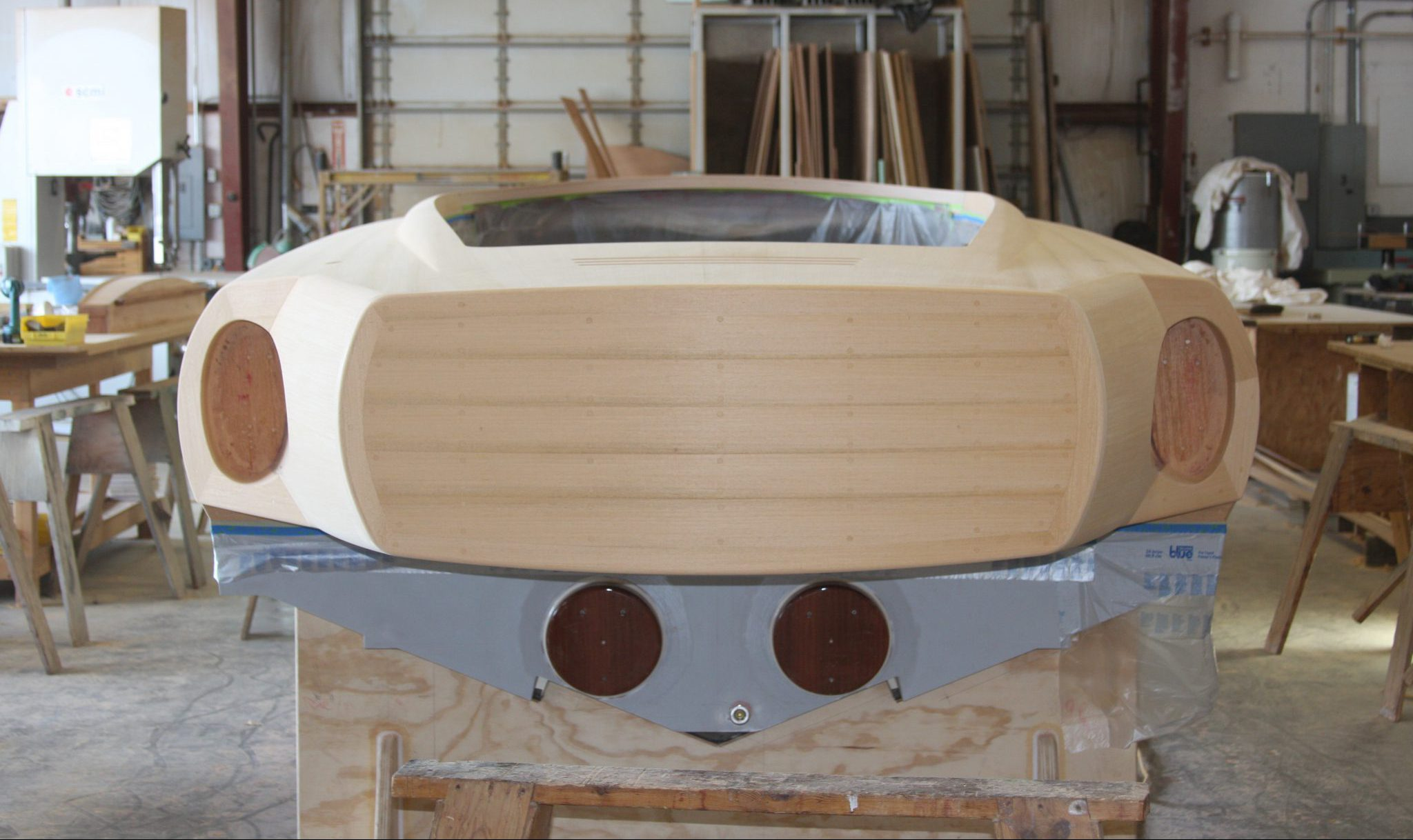 Sleek curves of VZ hull in the raw